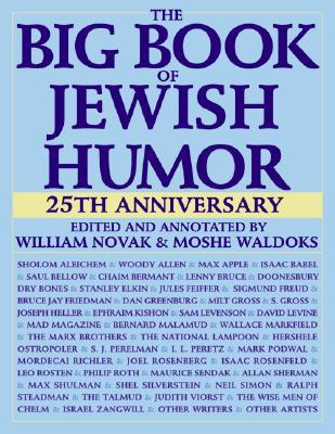 Big Book of Jewish Humor By Novak, William (EDT)/ Waldoks, Moshe (EDT)