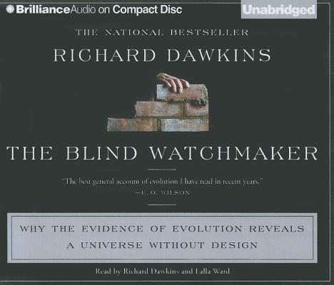 [CD] The Blind Watchmaker By Dawkins, Richard/ Ward, Lalla (NRT)